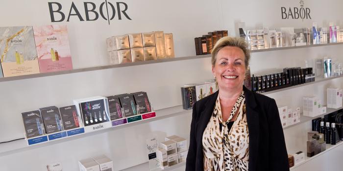 Babor Beauty Spa Desiree Vreriks