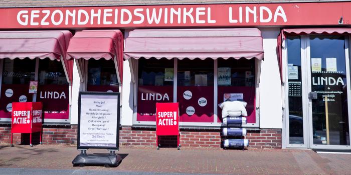 Gezondheidswinkel Linda